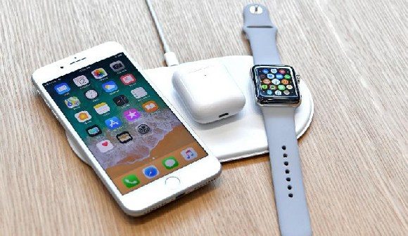 Wireless charging mat for iphones