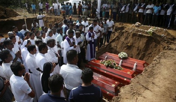 About 359 people were buried today