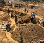 Illegal miners - galamsey