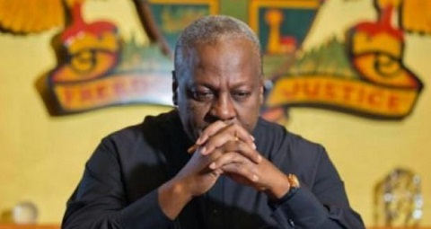 John Dramani Mahama, Ghana Political News Report Articles