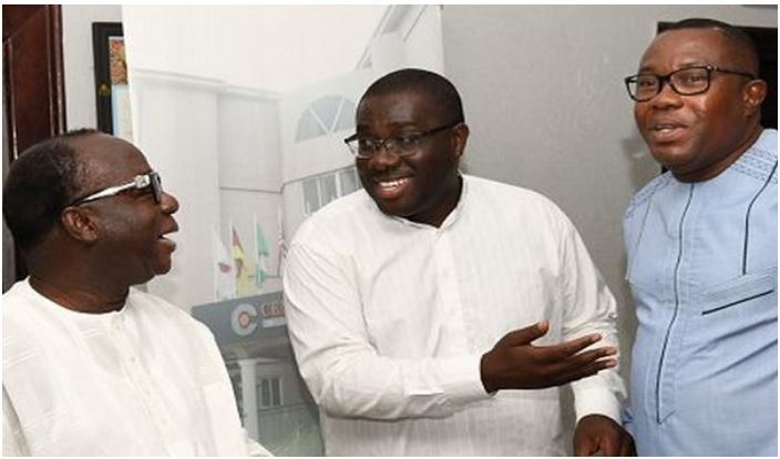 Representatives of the NPP and NDC, Ghana Political News Report Articles