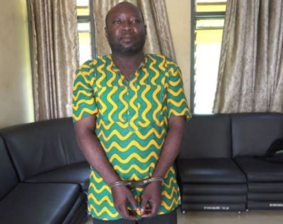 Samuel Boateng popularly known as 'Abortion Doctor