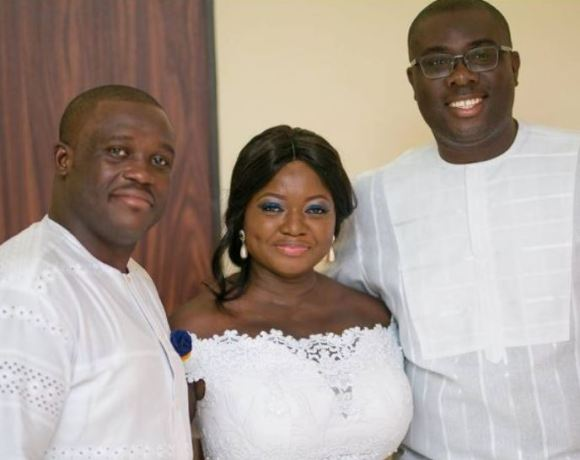 The NDC MP sent Mr Awuku the message through Facebook and described him as a 'brother and friend'