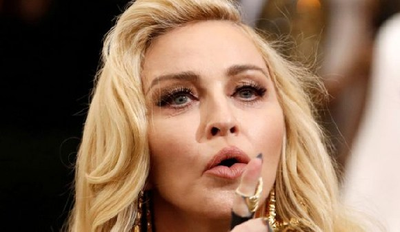 The pop star celebrated her 60th birthday last year
