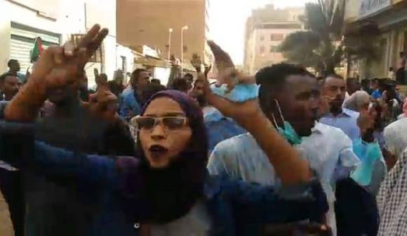 The protest yielded result as President Omar al-Bashir has been overthrown and arrested