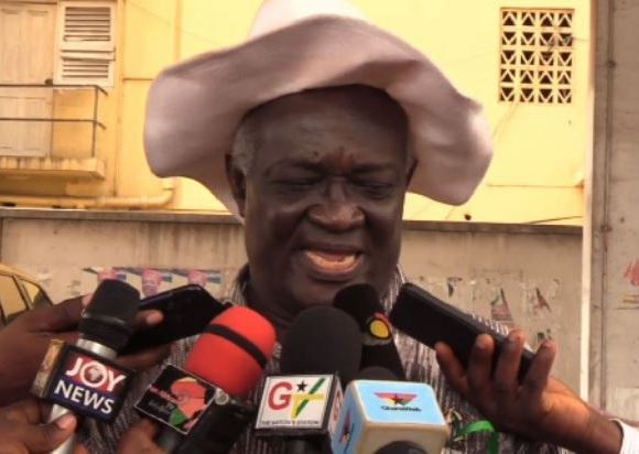 Ato Ahwoi, Member of the Council of Elders of NDC