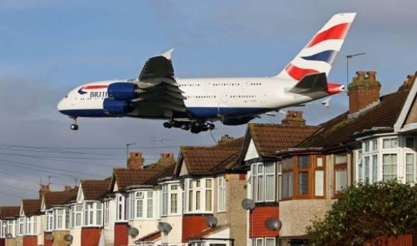 Campaigners said a third runway would effectively create a 'new airport'