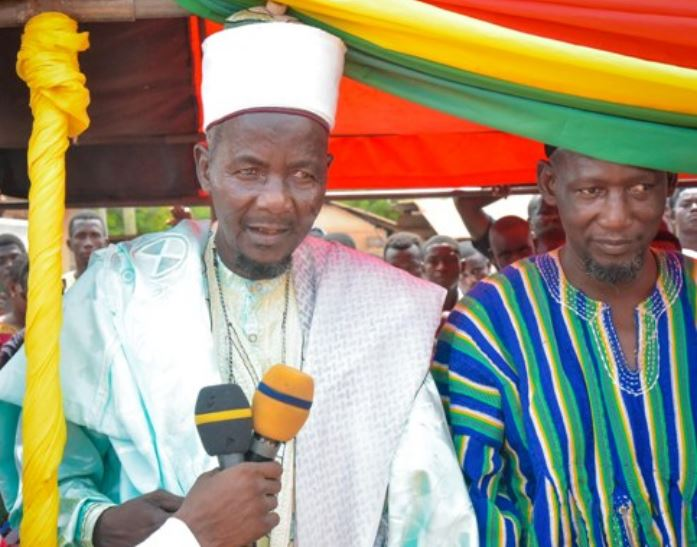 Chief Imam for Suaman District, Alhaji Mumuni