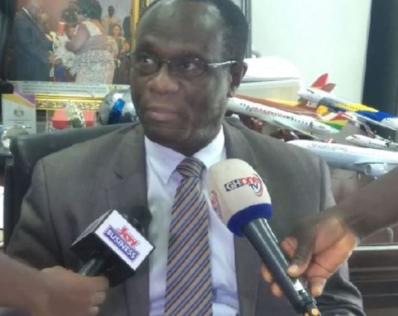 Director of the Civil Aviation Authority, Simon Allotey
