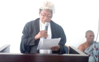 Justice William Boampong