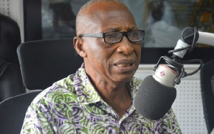 Major Retired Osahene Boakye Gyan