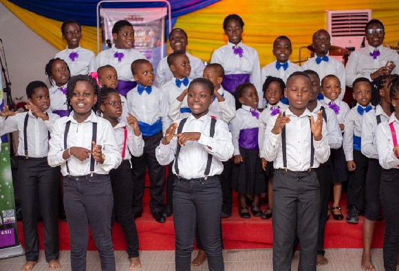 'Press On Kids' music group launched their album launch