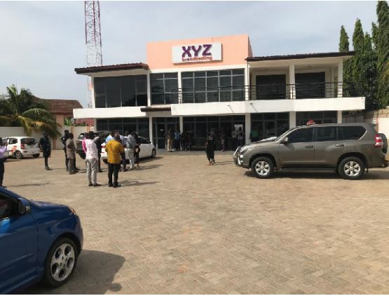 Radio Gold and XYZ have been shut down