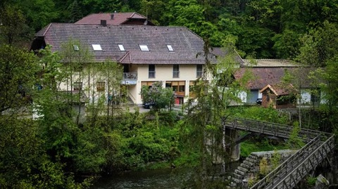 The hotel is in a popular hiking location near Passau in Bavaria