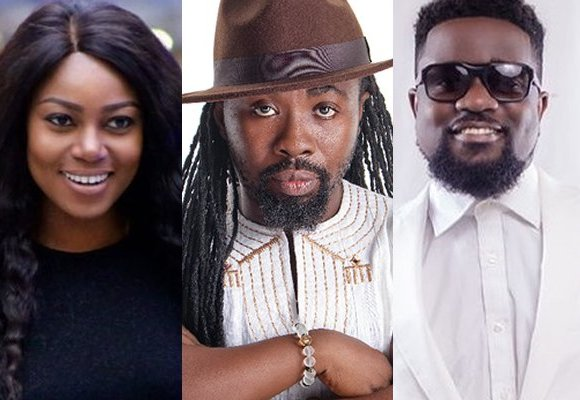 Yvonne Nelson, Obrafour and Sarkodie