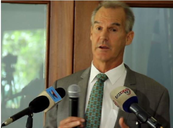 Andrew Barnes, Australian High Commissioner to Ghana, Ghana Political News Report Articles