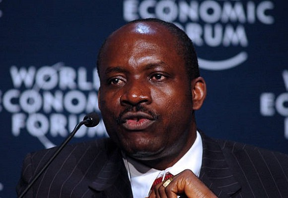 Charles Soludo, Governor of the Central Bank of Nigeria spoke at the World Economic Forum