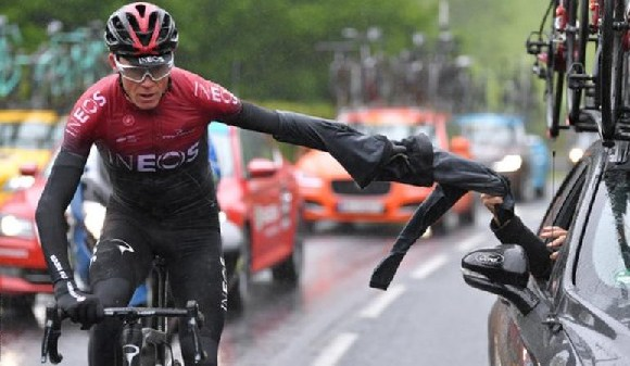 Froome won the Dauphine in 2013, 2015 and 2016