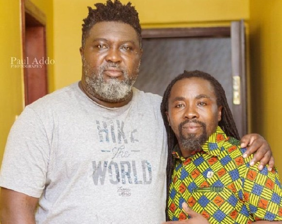 Hammer of the Last Two [L] produced Obrafour's 'Pae Mu Ka' album