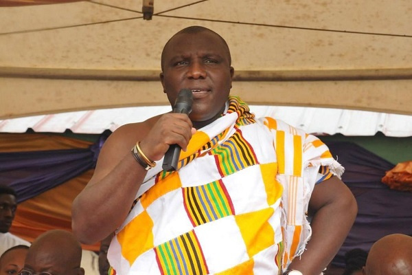 Member of Parliament for Mpraeso, Seth Kwame Acheampong