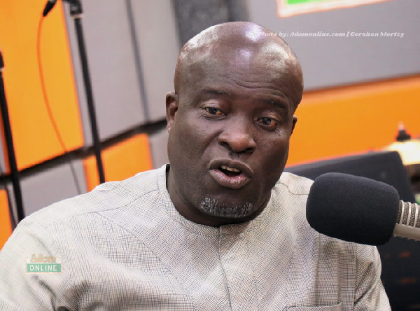 Nii Kwartei Titus Glover, MP for Tema East