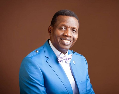 Pastor E. A. Adeboye, the General Overseer of the Redeemed Christian Church of God (RCCG)