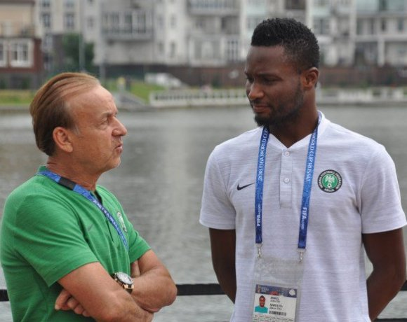 Rohr and Mikel
