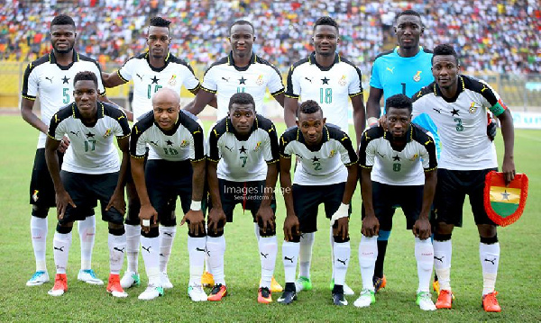 The Black Stars play Benin this evening