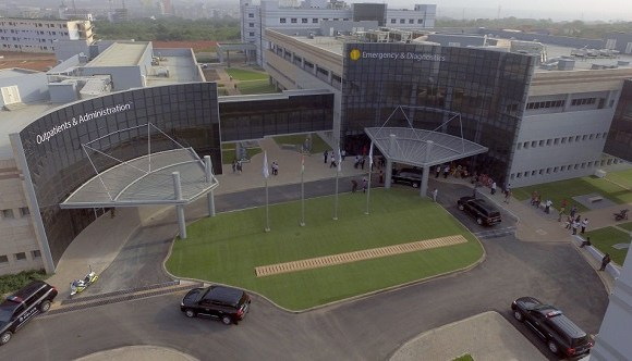 The University of Ghana Hospital