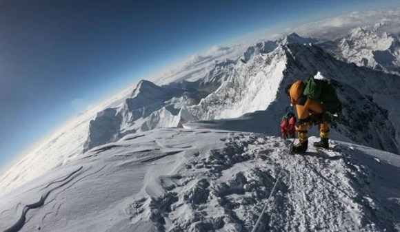 The group went missing while climbing Nanda Devi in the Indian Himalayas