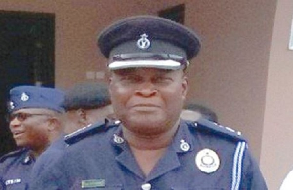 Chief Superintendent Victor Oduro Abrokwah