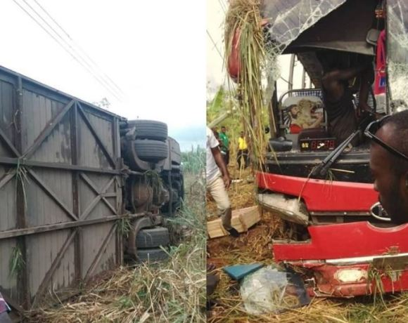 Yutong bus accident