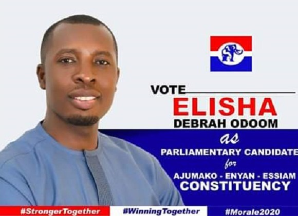 Elisha Debrah Odoom was defeated in the NPP primaries