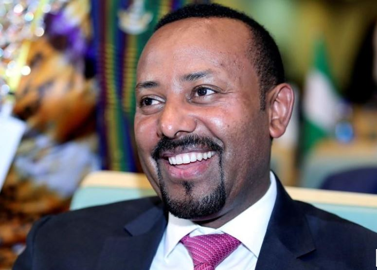 Abiy Ahmed Ethiopian Prime Minister
