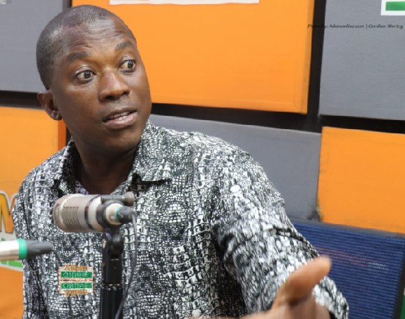 Former MP for Ablekuma Central, Theophilus Tetteh-Chai