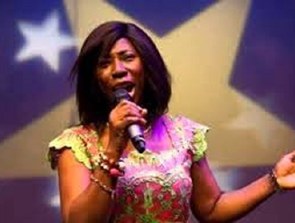 Gospel musician, Cindy Thompson