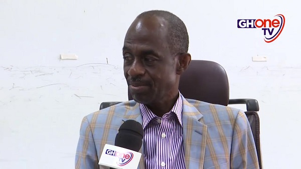 NDC General Secretary, Johnson Asiedu Nketia 1