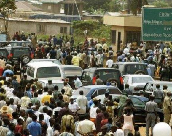 Nigeria border closure