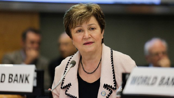 Kristalina Georgieva, International Monetary Fund Managing Director