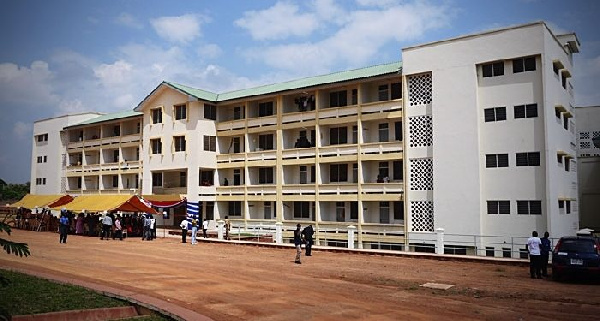 Kumasi campus of the University of Education