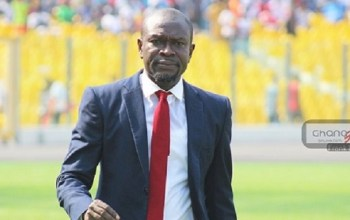 CK Akonnor is in the lead to be Black Stars coach