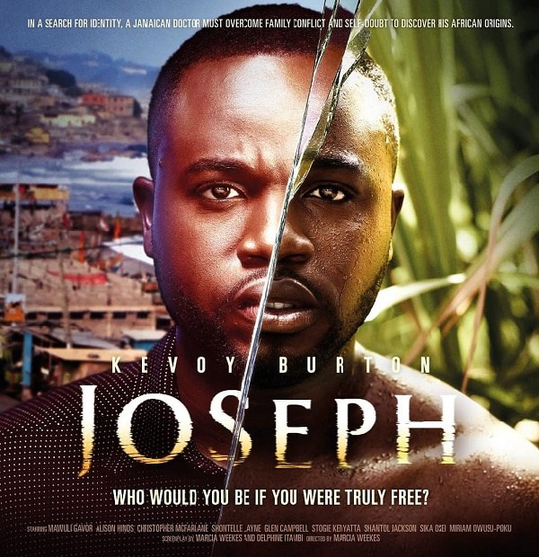 'Joseph' opens in Ghanaian cinemas from Friday January 24
