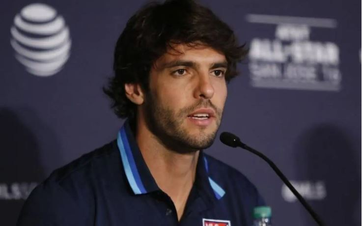 Brazil football great Kaka