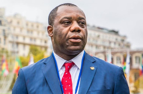 Education Minister, Matthew Opoku Prempeh