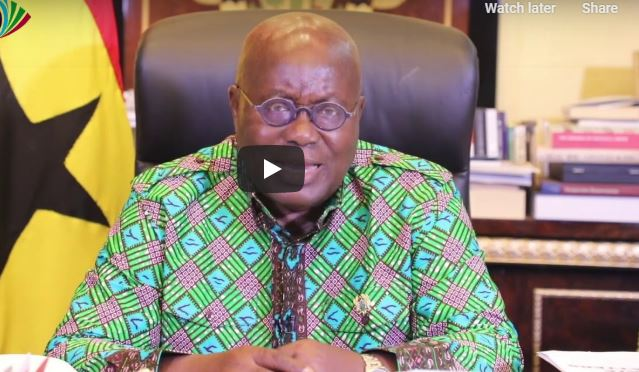 Nana Addo Address