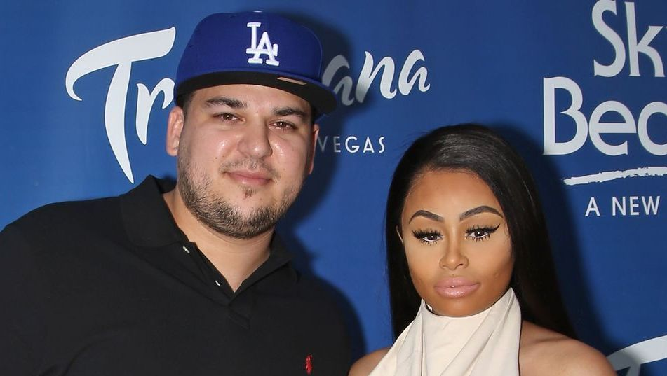 Rob Kardashian replies Blac Chyna on claim that daughter suffered burns in his care