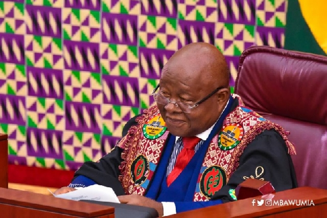 Speaker of Parliament, Ghana Political News Report Articles