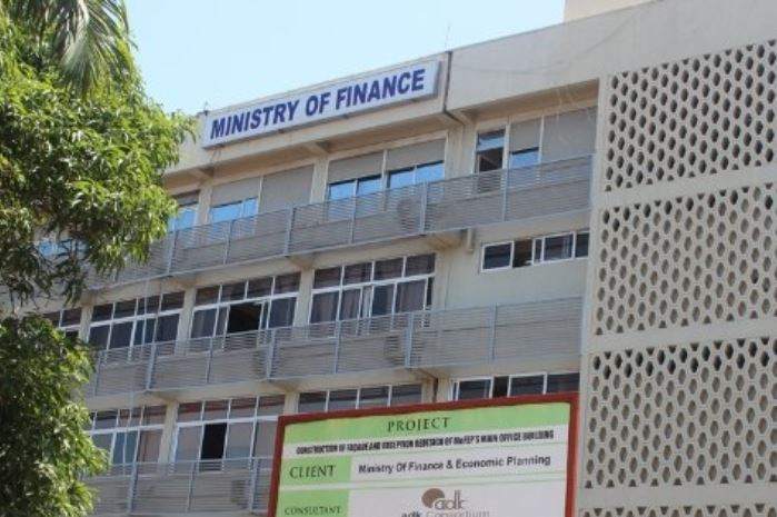 Ministry of Finance office