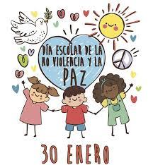 dia escolar de la no violencia y la paz