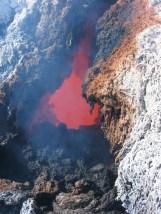 Lava on Etna